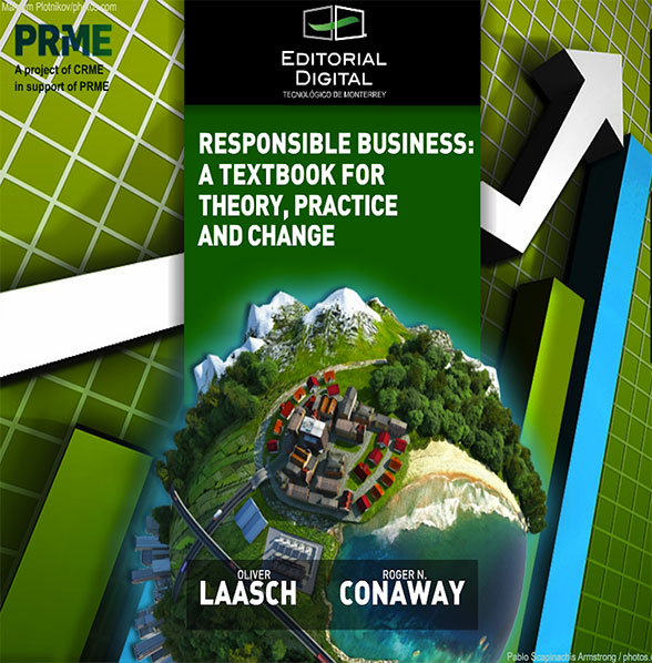 Responsible Business: A Textbook for Theory; Practice and Change